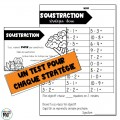Soustractions - 1er cycle