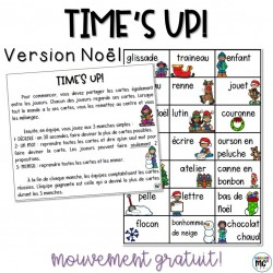 Time's Up! version Noël