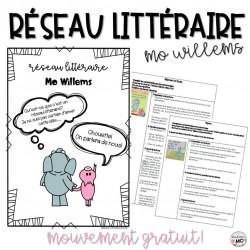 Réseau littéraire - Mo Willems