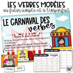 Carnaval des verbes