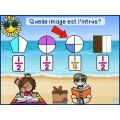 Diaporama/jeu interactif - Fractions