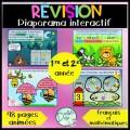 Diaporama interactif - Révision 1er cycle