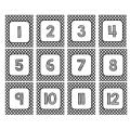 Calendrier de classe modifiable par mois