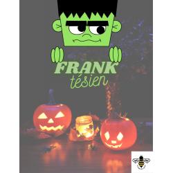 FRANK-TÉSIEN: plan cartésien Halloween