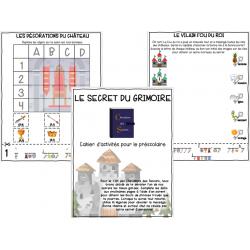 Chevaliers des Savoirs - Message codé