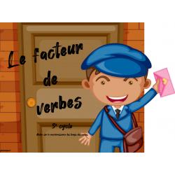 Le facteur des verbes