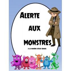 Alerte aux monstres