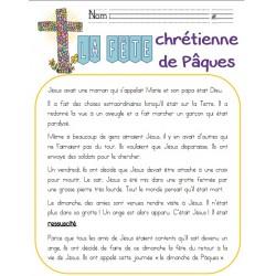 Petite histoire de la fête de Pâques chrétienne