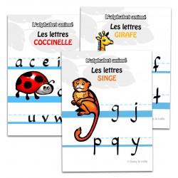 Affiches : L'Alphabet Animé