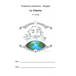 Évaluation sommative en religion