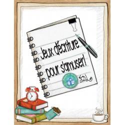 Jeux d'écriture en famille ou à l'école !