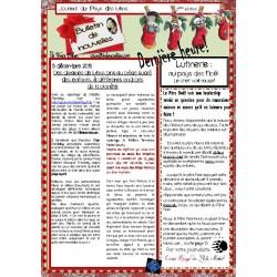 Journal du Pays des Lutins !WOW!!!