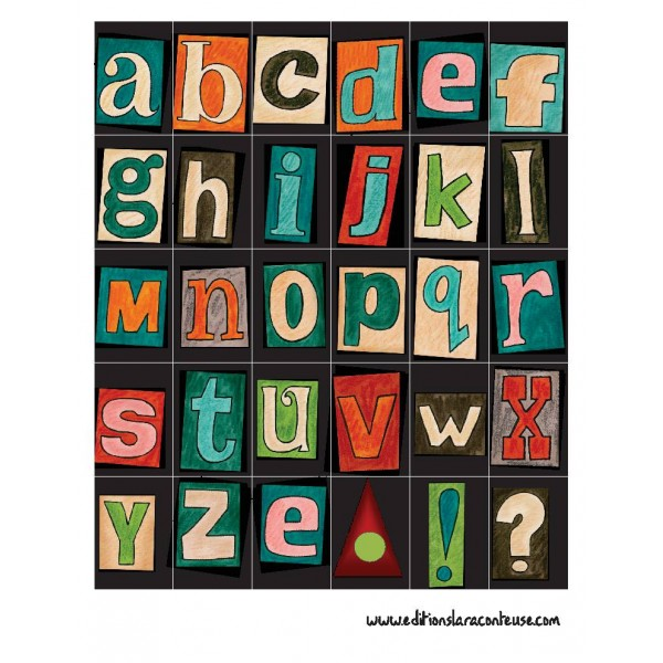 Lettres: pratiquer les mots de vocabulaire