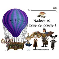 8 énigmes Mystère et Boule de gomme
