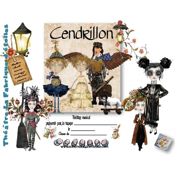 Lire ou Théâtre Cendrillon!Humour,musique,etc...