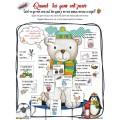 Activités sur anxiété avec l'Ours Glaçon