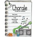 6 Paroles de chansons (Chorale)