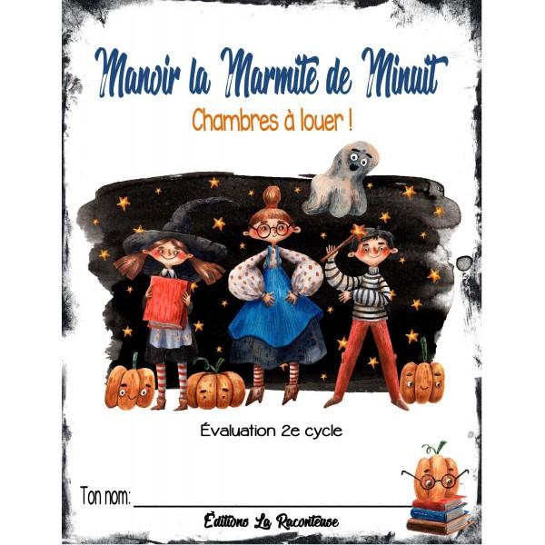 TEST Halloween Écrire Chambres à louer Manoir