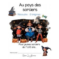 WOW! 10 énigmes Halloween Au Pays des Sorciers