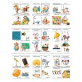 116 activity cards to do at home!