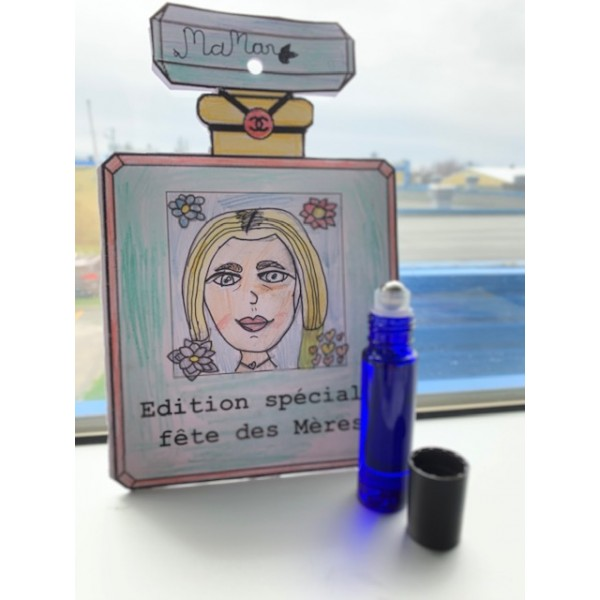 Fabrique un parfum ! Sciences/Arts
