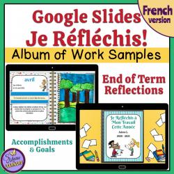 Album de Réflexions Google Slides™