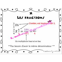Affiche fraction #4