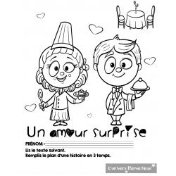 Texte récit en 3 temps-St-valentin