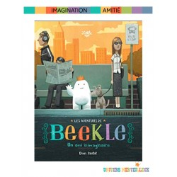 Beekle, l'ami inimaginaire- Lecture
