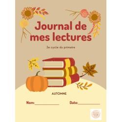 Journal de lecture