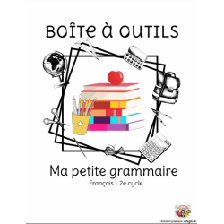 Ma petite grammaire- 2e cycle