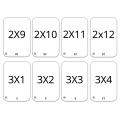 Ensemble sur les multiplications