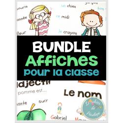 BUNDLE-Affichage pour la classe