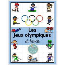 Activités sur les Jeux Olympiques d'hiver