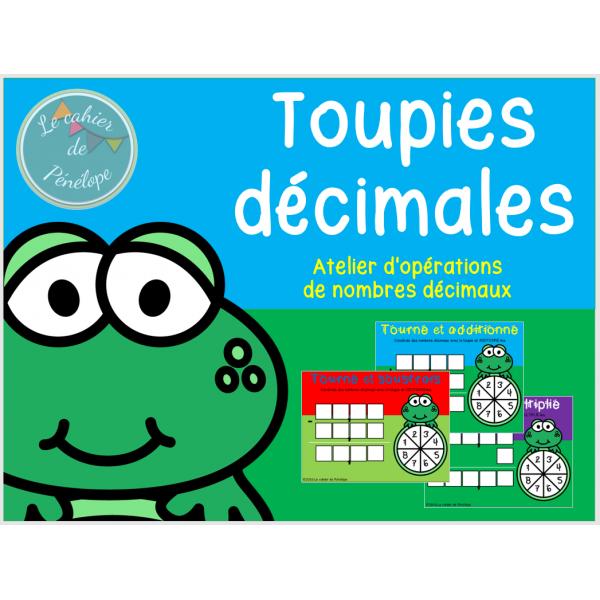 Toupies décimales