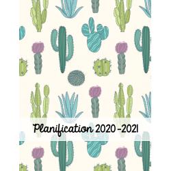 Planificateur 2020-2021 (5ème édition)