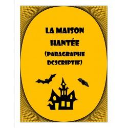 Projet d'écriture octobre (maison hantée)