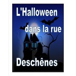 Activité de lecture (Halloween)
