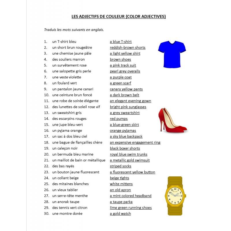 3c1391e2d7b Projet de défilé de mode (bilingue)