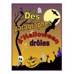 Des paragraphes d'Halloween drôles