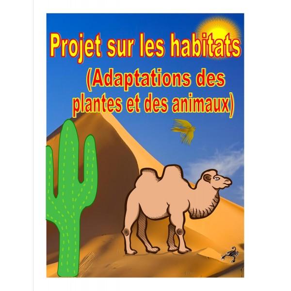 Projet sur les habitats