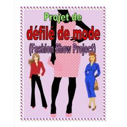 Projet de défilé de mode (bilingue)