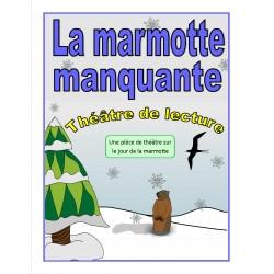 La marmotte manquante (Théâtre de lecture)