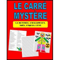 Le carré mystère