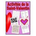 Activités de la Saint-Valentin