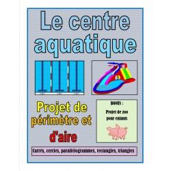 Périmètre et aire (projet de centre aquatique)