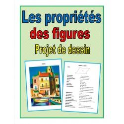 Les propriétés des figures (projet de dessin)
