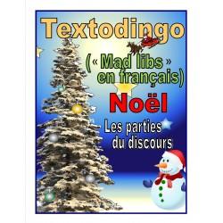 Textodingo (mad libs) - Noël