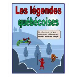 Les légendes québécoises