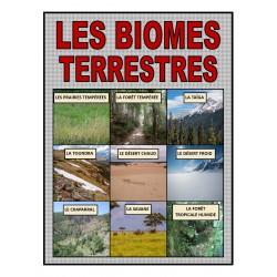 Les biomes terrestres